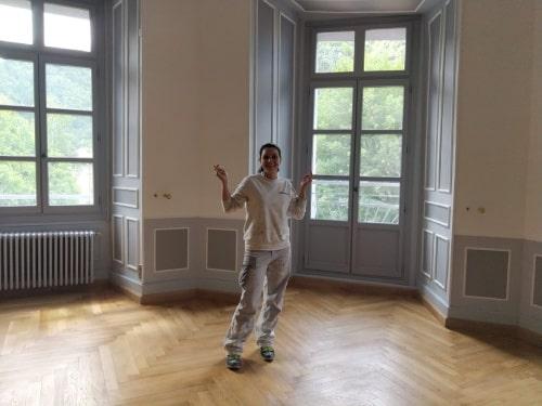AM PEINTURE: entreprise de peinture Hautes Alpes - Alpes de Haute provence : tous vos projets de peinture, de décoration et de rénovation
